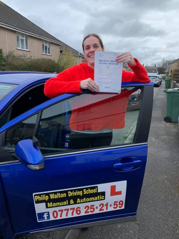 manual driving lessons cornwall
